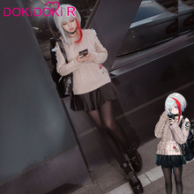 DokiDoki Spiel Azur Lane Cosplay Admiral Graf Spee Kostüm Frauen Azur Lane Cosplay Kostüm Halloween