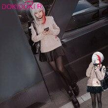 DokiDoki игра Азур Лейн Косплей Адмирал граф Спи костюм женский Азур Лейн Косплей Костюм Хэллоуин