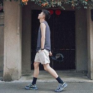 Image 2 - 가슴 바인더 내부 les 레즈비언 캐주얼 비 see throngh cotten 조끼 가슴 유방 바인더 trans tomboy undershirt long loose tops