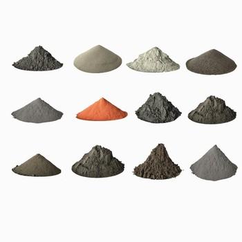 Metal proszek miedź żelazo nikiel mosiądz niob ołów cyna W C Co Mo Cr Bi najdrobniejszy proszek metalowy proszek ze stali nierdzewnej tanie i dobre opinie CN (pochodzenie) Metalworking Powder metal powder Industry Fine powder ninety-nine point nine nine percent