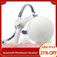 Mindwave Bluetooth auriculares móviles con electrodo seco, controlador de atención y meditación, dispositivos de realimentación Neuro para Arduino