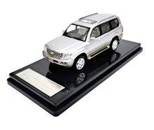 1:64 alliage land cruiser LC100 voiture modèle. Hot-vente nouveaux produits en emballage d'origine modèles cadeaux de collection, livraison gratuite