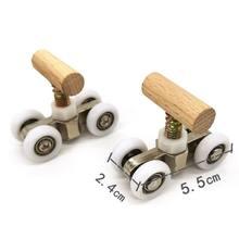Patins de glace à roulettes pour petits et moyens perroquets, 2 pièces