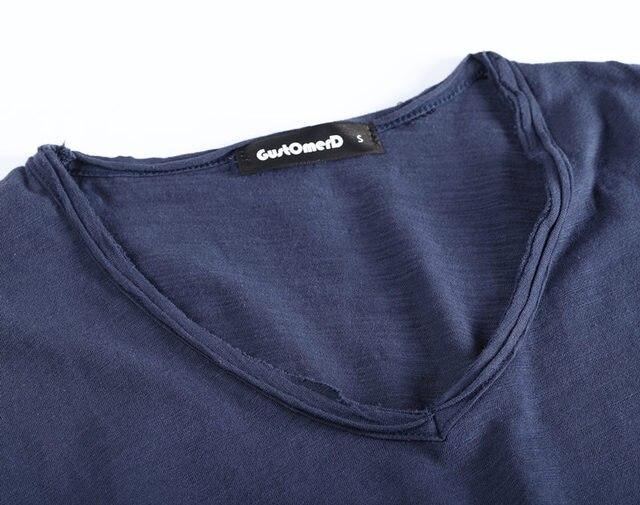 Slim Fit Pure Cotton T-shirt 10