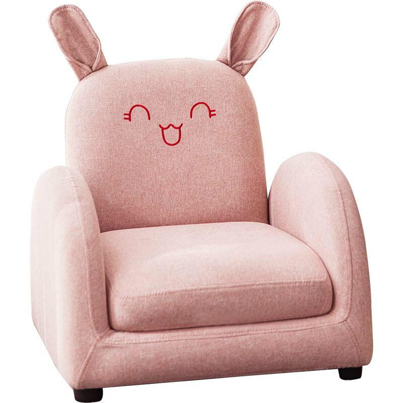 Children's Sofa Seat Cartoon Stool Boy Girl Lovely Princess Mini Single Child Baby Sofa Chair Cute Cartoon