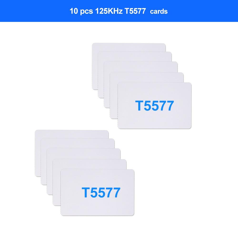 10pcs T5577card