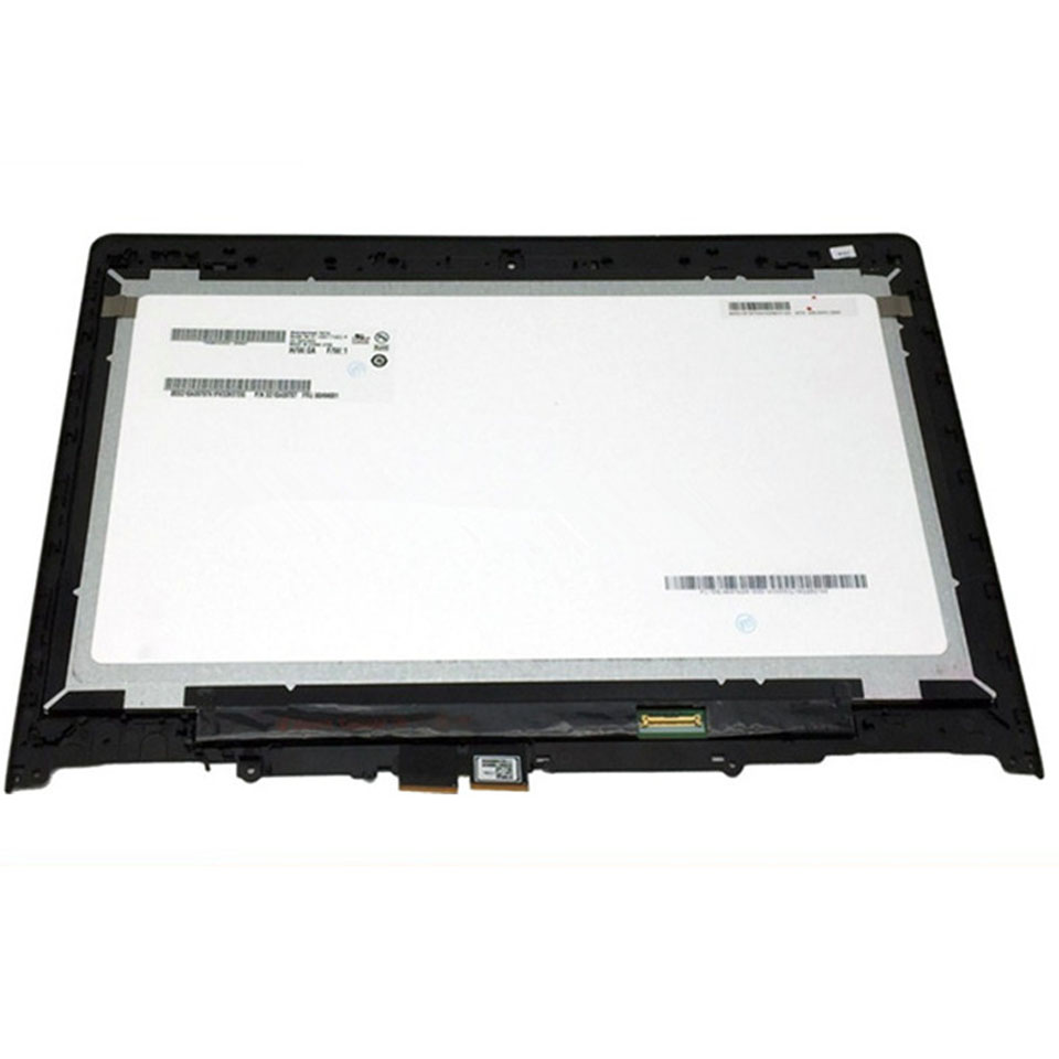 For Lenovo Yoga 520 14 520 14ikb 80X8 80YM Laptop LCD Screen Touch Digitizer Assembly with