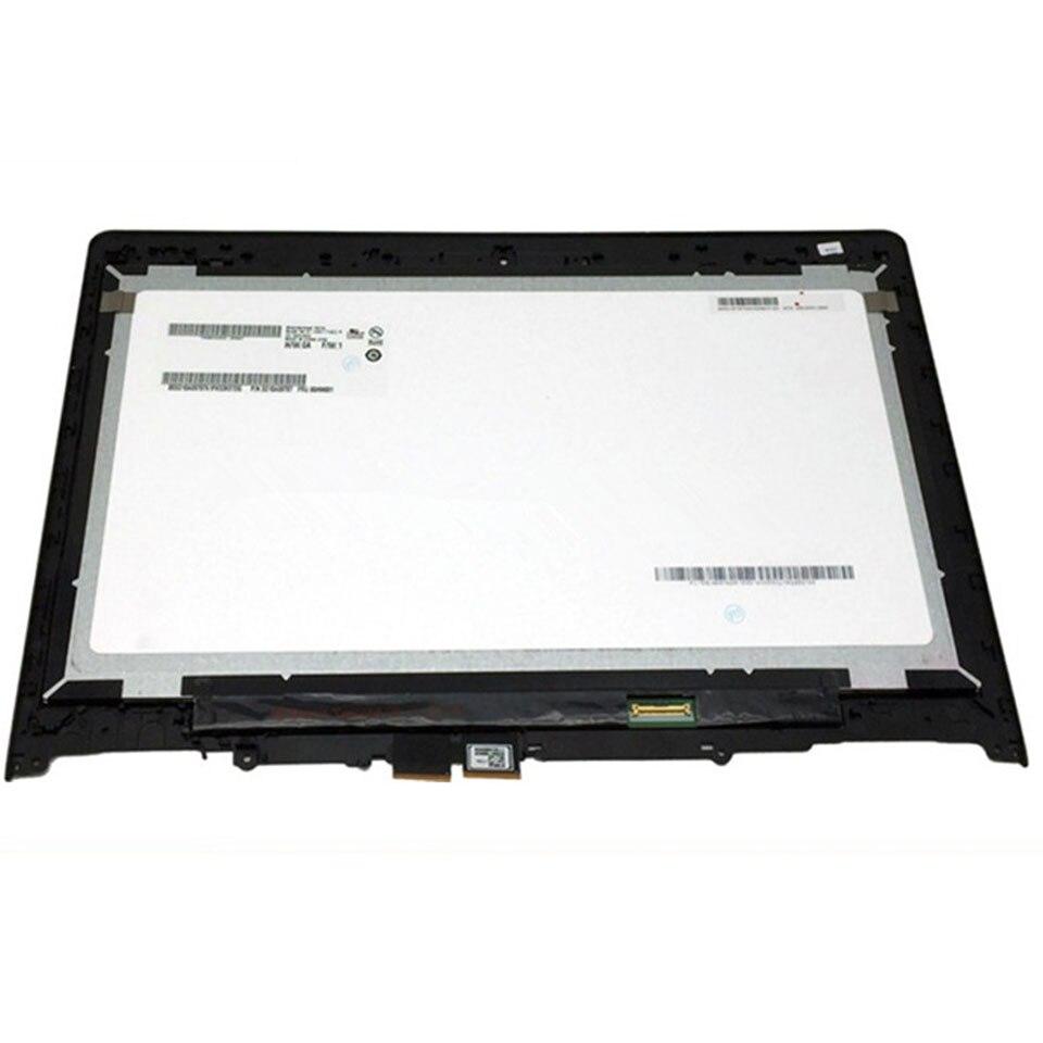 Per Lenovo Yoga 520 14 520 14ikb 80X8 80YM Schermi LCD per notebook + Touch Digitizer Assembly con Cornice-in Schermo LCD per laptop da Computer e ufficio su  Gruppo 1