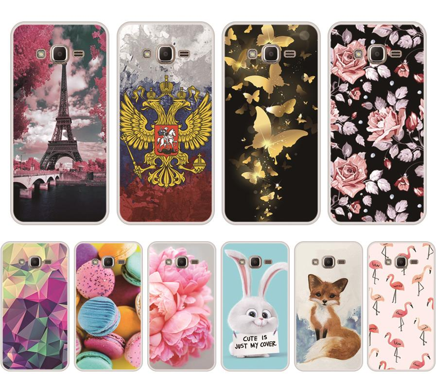 Case For Samsung J2 Prime  Soft Silicone TPU Chic Pattern Painting Phone Cover For Samsung J2 Prime Case Cover In Stock