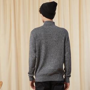 Image 5 - Metersbonweใหม่ยี่ห้อเสื้อกันหนาวผู้ชายฤดูหนาวแฟชั่นแขนยาวถักชายผ้าฝ้ายเสื้อกันหนาวเสื้อผ้าคุณภาพสูง