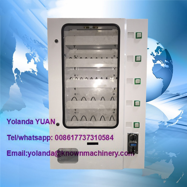 Mask vending machine Medical goods automatic sale machine beverage food vending machine Food & Beverages Machines