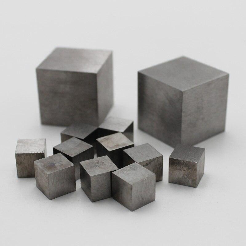 Tungsten Cube,Wolfram Block,10mm To 50mm
