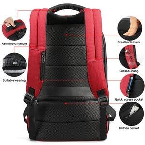 Image 5 - Tigernu Women Anti Theft TSA Lock female Laptop Backpack USB Charge School Bag for Teenager girls Feminine Backpacks luggage Bag