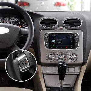 Image 4 - Isudar rádio automotivo 2 din, android 9, para ford/focus/S MAX/mondeo/C MAX/galaxy dvd multimídia gps usb dvr, octa core rom 32gb dvr