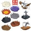 Экшн-фигурки Tamashii Rock Impact, модель Kamen Rider SHF, куклы огня, игрушки со спецэффектами, аксессуары для экшн-игрушек