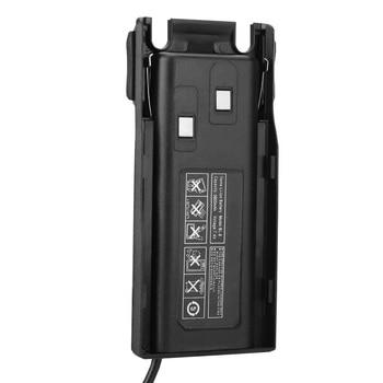 SOONHUA Car Battery Eliminator For Baofeng UV-82 UV-8D UV-89 Radio Walkie Talkie Car Charger Battery Eliminators