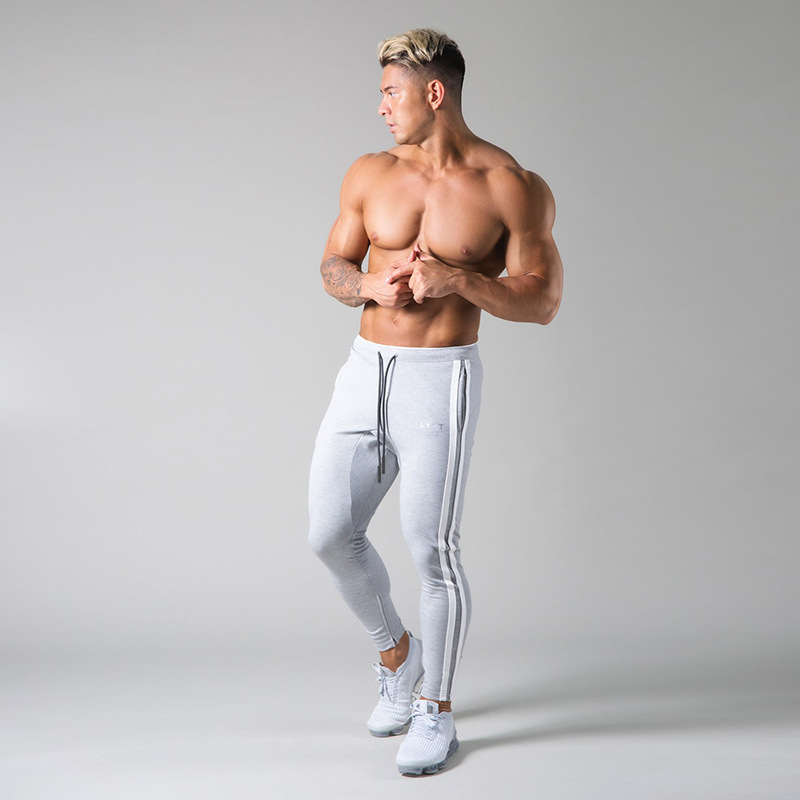 Fitness Training Jogger Pants for Men Mens Clothing Pants