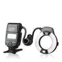 Voking TTL Macro LED Ring Flash VK 110N for Nikon D60 D90 D3000 D3100 D3200 D5000 D5100 D5200 D7000 D7100 DSLR Cameras