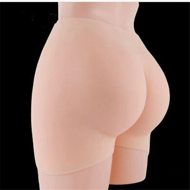 Newly 2019 Full Silicone Pants Pads Buttocks and Hips Enhancer Body Shaper Sexy Underwear Gift Top Sale Gifts