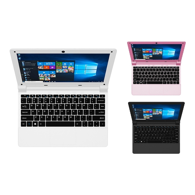 A116 Laptop, Mini 11.6-Inch Quad-Core Ultra-Thin Laptop for Student Office Internet Access 1