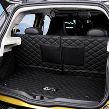 Car Trunk Protection Mat For Mercedes Smart 453 forfour Car