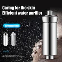 SHOWER-FILTER Home-Water-Purifier Hard-Water Bathroom Eliminates Purification Chlorine