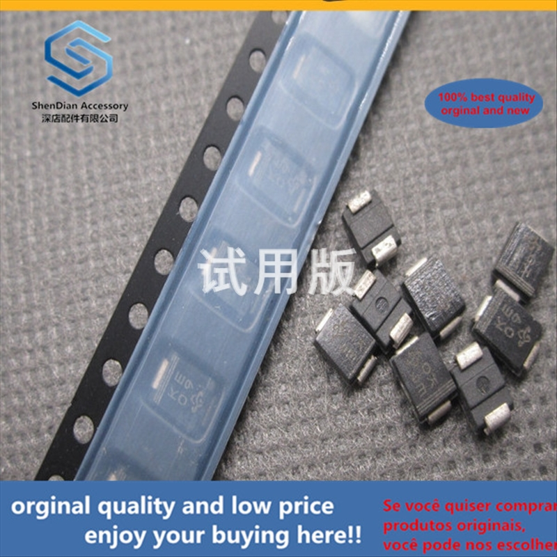 50pcs 100% Orginal New Best Quality SMD 5V Unidirectional TVS Transient Diode SMBJ5.0A (P6KE5.0A) DO-214AA