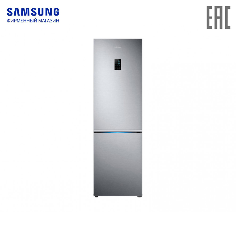 Refrigerators Samsung RB34K6220S4-WT refrigerator for home twin cooling kitchen appliance freezer food storage цена
