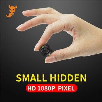 цена на HD 720P Mini DV DVR Camera Kids Toys Dash Night Vision Camcorder SQ11 Sport Dash Cam Recorder Camcorder Motion Birthday Gift Toy