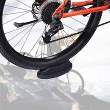 Велосипедные аксессуары для тренеров велосипедная Передняя клипса на рулевое колесо велосипеда передняя насадка в форме круга Горный Дорожный велосипед держатель Подставка под колеса паяльная станция