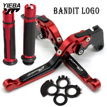 Motorcycle motorbike Brakes Clutch Levers Handlebar handle grip end FOR SUZUKI GSF 600S GSF600S BANDIT 1995-1999 1998 1997 1996