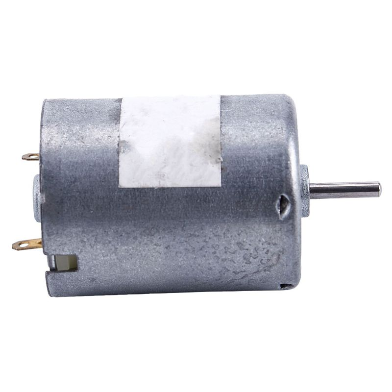 1PCS DC12V 4800RPM 0.17A RS-555PC High Speed DC Motor  For DIY Accessories