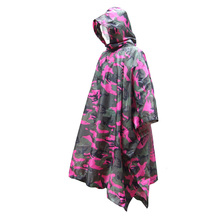 Мужской дождевик 3 в 1, многофункциональный дождевик для путешествий, дождевик, рюкзак, дождевик, водонепроницаемый тент, кемпинг, Hikin