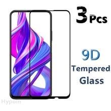 Protector de pantalla de cristal templado para móvil, vidrio templado para Huawei P30 P40 Lite P20 P Smart 2019, Mate Honor 30 20 10 Lite 8X 9X, 3 unidades