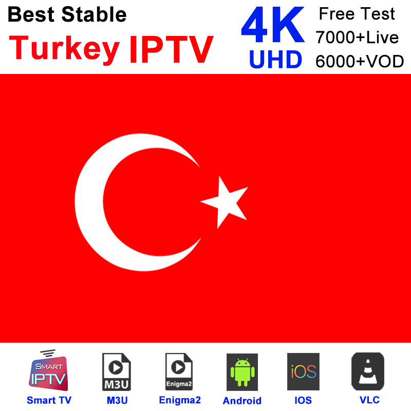 Turkey IPTV Subscription M3u Abonnement IPTV Arab USA Canada Spain France Germany Portugal Italy Android Smart TV Box Enigma2 PC