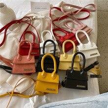 Luxury Handle Mini J Bags Brand Purses Handbags 2019 Women Designer Small Should