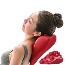 Хит японский стиль шиацу массаж спины шеи шейного отдела Массажер