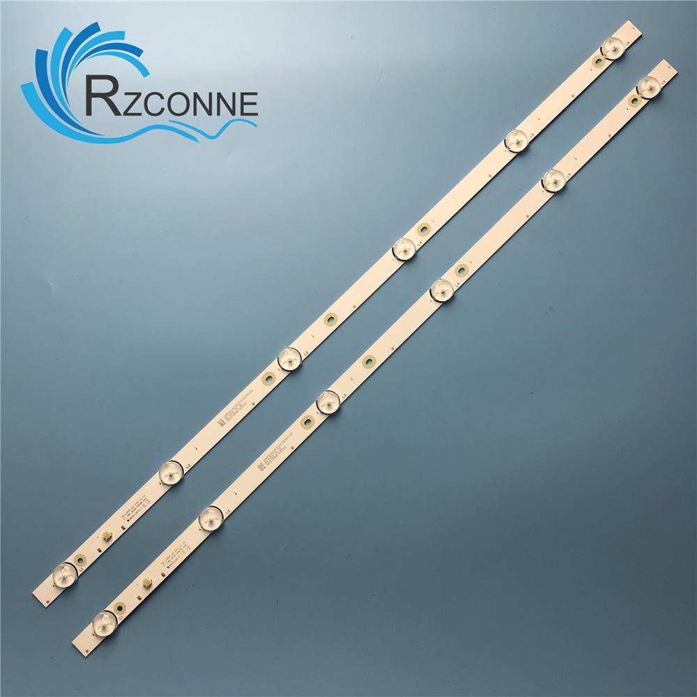 580mm LED Backlight Strip 6 Lamps For Tv JL.D32061330-081AS-M FZD-03 E348124 HM  32v Input