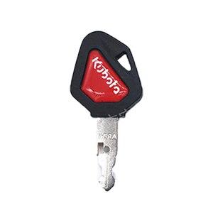 Image 5 - KUBOTA 15/30/155/161/163 용 칩 키가없는 굴삭기 점화 키 도어 칩 쉘 보호 굴삭기 액세서리 1pcs
