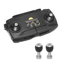 2Pcs Remote Controllerจอยสติ๊กสำหรับDJI Mavic MINI Drone Transmitter Thumb Stickเปลี่ยนควบคุมRockerชุดอุปกรณ์เสริม