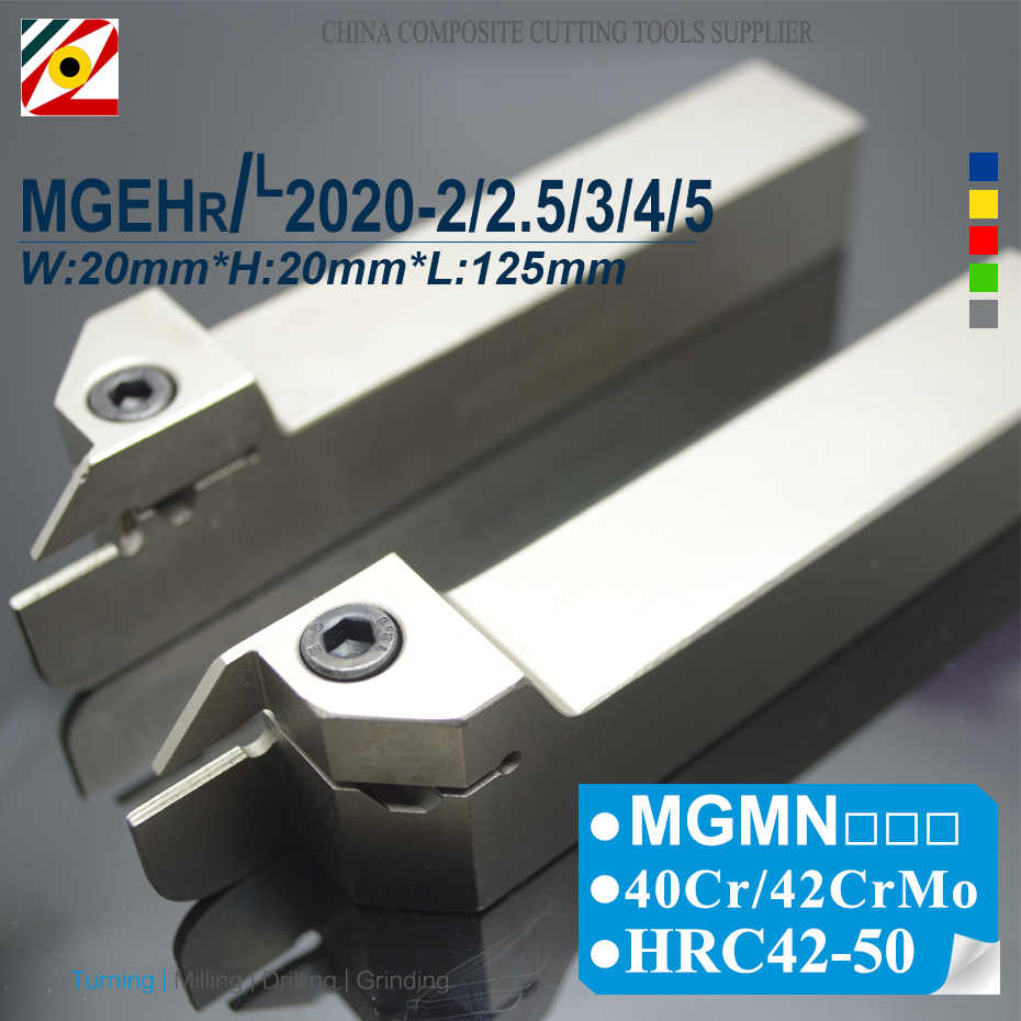 MGEHR2020-3 For MGMN300 Tool holder External Grooving Cut-Off Spring steel 1pcs
