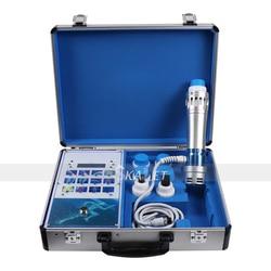 Draagbare Extracorporeal Shockwave Ed Therapie Pijnbestrijding Behandeling Erectiestoornissen Machine Met Ce