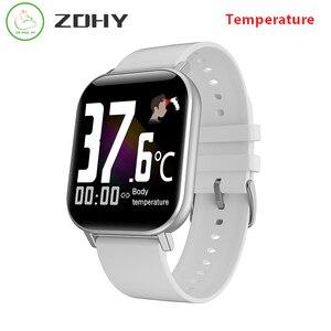Smart Watch Body Temperature 2