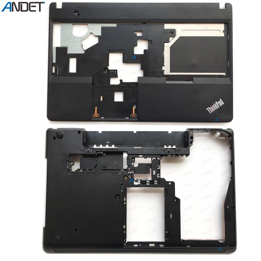 for Lenovo ThinkPad E530 E535 E530C E545 Palmrest Upper C Cover Bottom Base Lower Case Touchpad