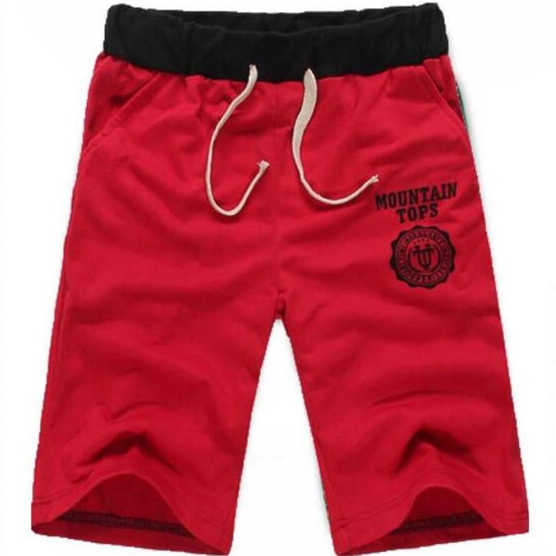 YGYEEG Summer Shorts Men Solid Casual Beach Shorts Plus Size Beach Wear Sportswear Bottoms Gyms Fitness Bodybuilding Short XXL