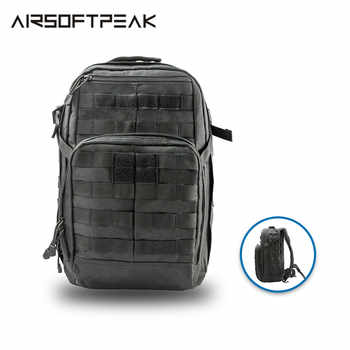 Tactical Climbing Backpack Rucksack Molle Military Bag 24L Nylon Outdoor Sports Bags Traveling Camping Hiking Hunting Backpack - DISCOUNT ITEM  30% OFF All Category