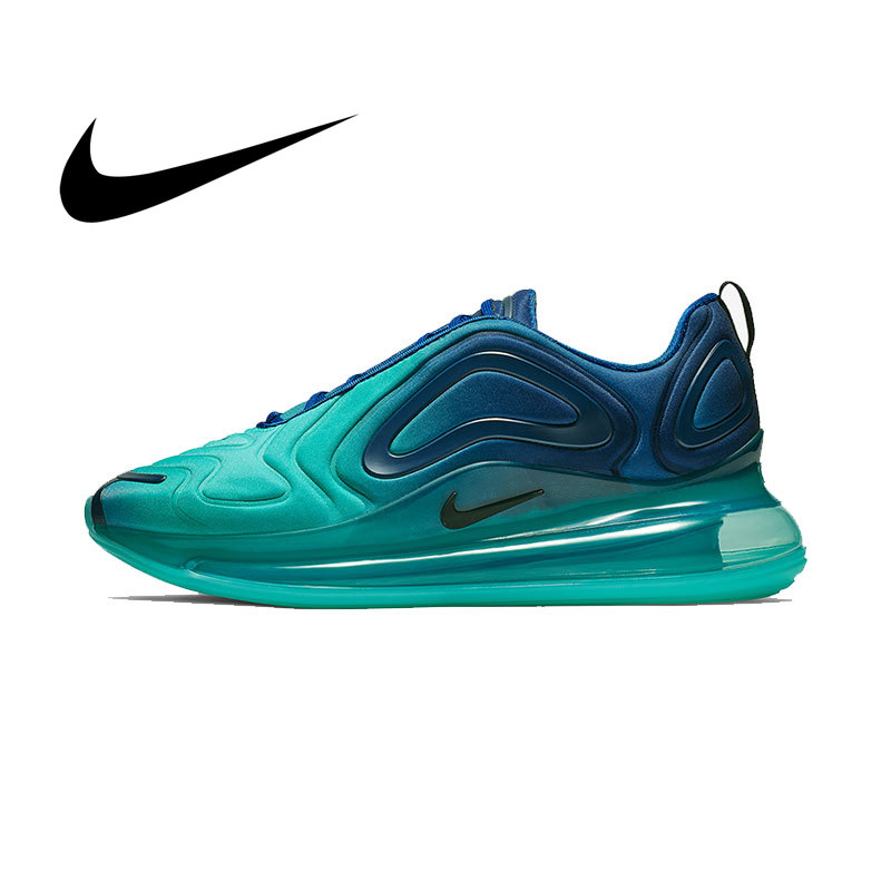 Original Nike Air Max 720 Men's Running Shoes Good Quality Cozy Durable Shockproof Breathable Sport Outdoor Sneakers AO2924-400