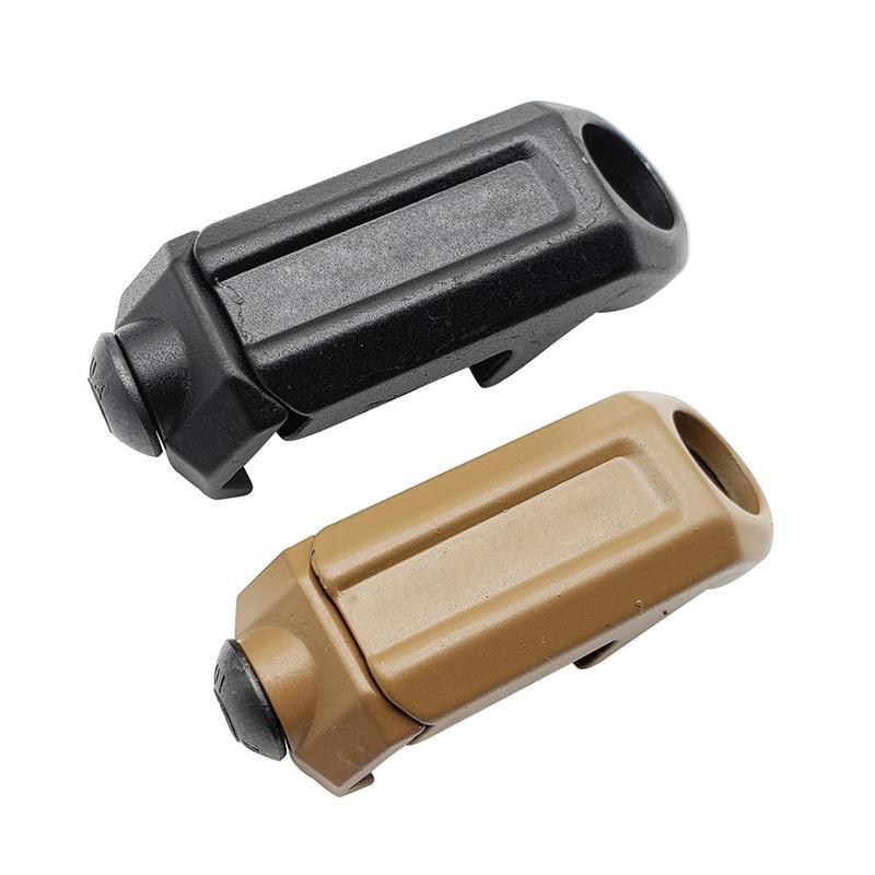 Tactical Quick Detach QD Metal Rifle Gun Sling Swivel Mount Attachment Adapter
