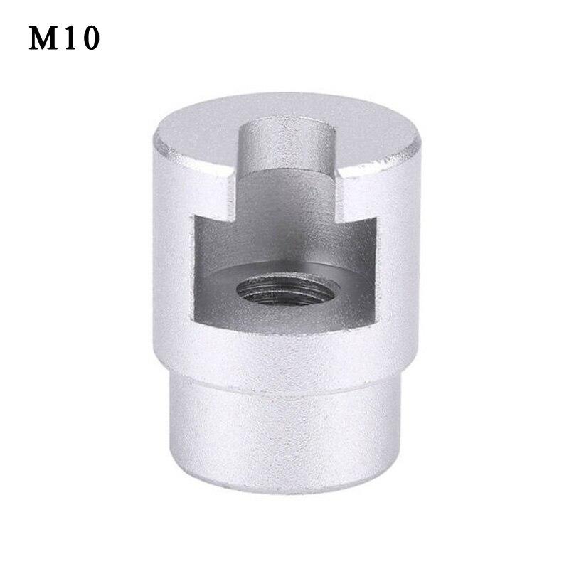 M10 Adapter Tip Paintless Dent Repair Lifter Slider Hammer Pulling Tab Paint Dents Repairing Tool Replacements