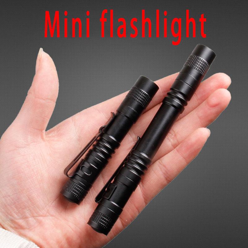 Мини Портативный светодиодный фонарик 1000 люмен 1 режим переключения светодиодный фонарик для стоматологов и кемпинга на открытом воздухе